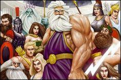 Deuses Gregos: Características, História, Divindades Gregas