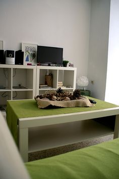 """Cozy living room. """"Flat Milo"""":  2 bedrooms with internet in El Palo, Malaga (Andalusia, Spain). 200 metres from the beach."""