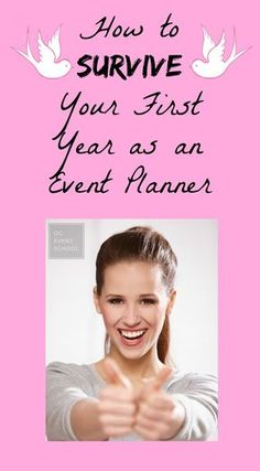 Starting your career as an event planner is no small feat - Click through for…