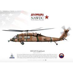 "MH-60S ""Knighthawk"" NAWDC JP-2497"