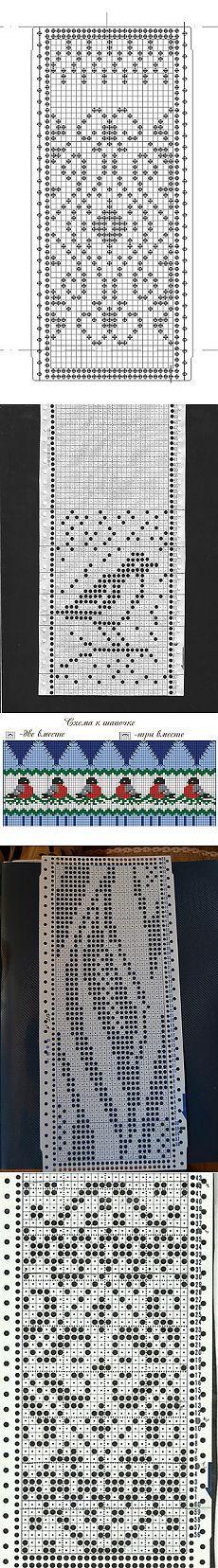varfalameev73 — альбом «машинное вязание:карты,каталоги и пр... / жаккарды» на Яндекс.Фотках