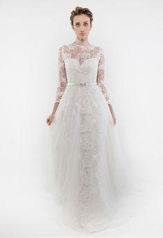 Francesca Miranda Fall 2014 Wedding Dresses