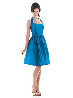 71a32fa2cdf dresses bridesmaid Alfred Sung Style D482 in Bayside