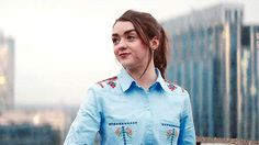 Cutie Maisie Williams