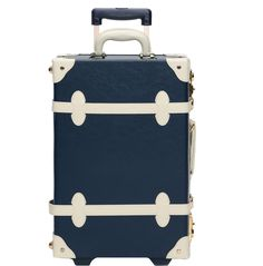 <p>Combining the elegance of yesteryear with practical conveniences to create beautiful, leather-bound suitcases for the modern traveller. Crafted from high-strength materials, durable locks and accented with brushed metals, each piece of your Steamline Luggage will become a timeless classic that will be enjoyed for years.</p>