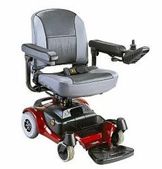 Product Name : HS-1500 Portable Power Chair Price : $1,489.00 Free Shipping!