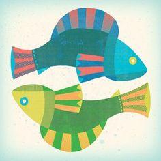 Pisces fish - Twelve Signs of the Zodiac – Pisces fish Astrology Pisces, Pisces Zodiac, People Illustration, Illustration Art, Pisces Fish, Chicken Quilt, Pet Style, Sagittarius And Capricorn, Truck Art