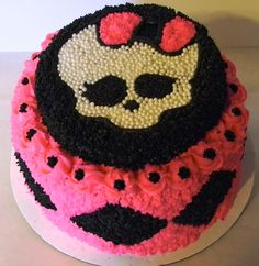 Monsters High Cake