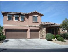 Home for Sale: 10609  Soaring Palm St Henderson Nevada 89179 - USD 255,000 - 2435 SqFt - 4 bedrooms. Call EasyStreet Realty (702) 280-4663 to see this home today. MLS 1245152 Henderson Nevada, Las Vegas Homes, Palm, Bedrooms, Mansions, House Styles, Outdoor Decor, Home Decor, Decoration Home