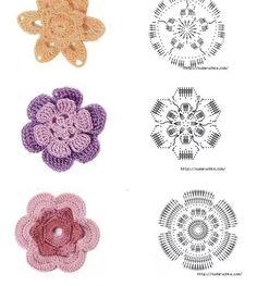 Motivos de flores