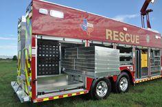 Houston, TX Fire Department - Heavy Rescue - SVI Trucks