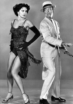 Cyd Charisse   with Fred Astaire
