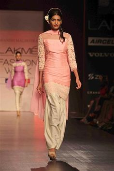 Manish Malhotra for Lakme Fashion Week - Summer/Resort 2013 Finally, there is something different than Anarkali