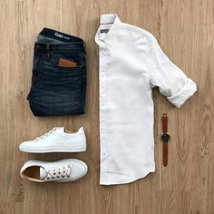 """4,244 Likes, 10 Comments - VoTrends® Outfit Ideas for Men (@votrends) on Instagram: """"Simple yet effective from ⚪️⚪️ Rate this outfit 1-10 Follow for more outfits @votrends…"""""""
