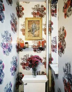 6 τρόποι να δώσεις φως σε ένα μικρό μπάνιο χωρίς παράθυρα!