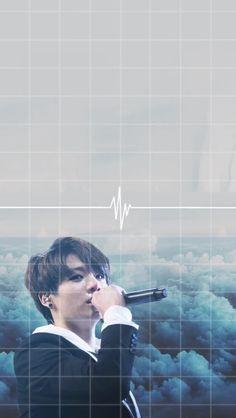 BTS Jungkook Walpaper - Credits to owner/artist