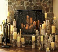 42 Neue Ideen Für Deko Mit Kerzen!