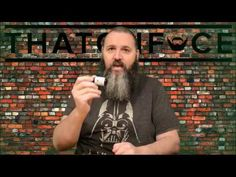 Review of Thatch Face Got Wood Beard Oil  #beard #beards #bearded #beardoil #beardcare #oil #review #productreview #satonmybutt