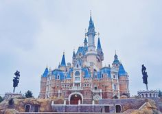 Shanghai Disney Resort:)