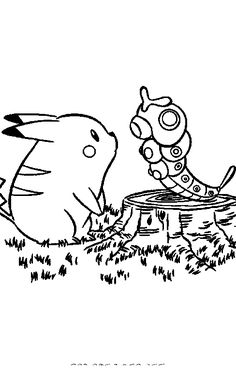 POKEMON COLORING PAGES Coloring 4 Kids Pokemon Pinterest