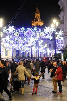 Sevilla Navidad 2013