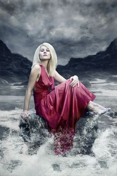 Create a serene fantasy photo manipulation - Tutorial