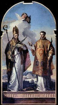 Santi Ermacora e Firtinato. 1736. Duomo di Udine