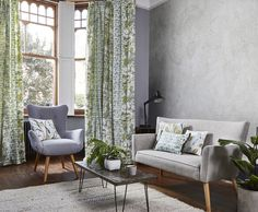 At Elegant Curtains we offer a large range of services in all aspects of curtains, blinds and soft furnishings. We offer a professional curtain make-up service . Furnishings, Green Interiors, Deck With Pergola, Curtains, Interior, Elegant Curtains, Soft Furnishings, Home Decor, Curtain Styles