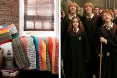 Design A Bedroom From Target And We'll Sort You Into A Hogwarts House
