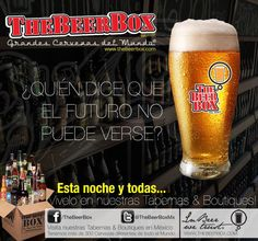 Atte: The Beer Box Staff