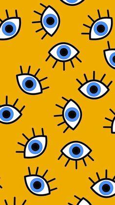 44 ideas for wall paper phone art graphics print patterns Wallpaper Tumblrs, Eyes Wallpaper, Pattern Wallpaper, Screen Wallpaper, Cute Backgrounds, Phone Backgrounds, Cute Wallpapers, Wallpaper Backgrounds, Wallpaper Ideas