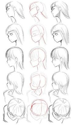 Drawing perspective face #Drawingtips by latonya