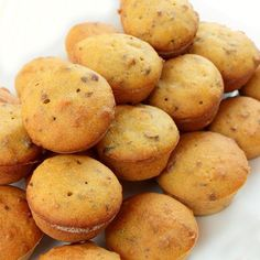 Esta receta de magdalenas de calabaza y nueces es de Jamie Oliver pero hemos reducido algunas cantidades para adaptarlas a nuestros gustos.