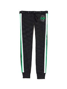 Victorias Secret PINK Limited Edition Black Marl Gym Pant XS * Be sure to check out this awesome product.
