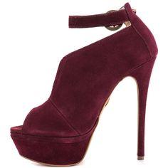 Elainna - Ox Blood  Betsey Johnson $129.99