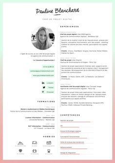 To get the job, you a need a great resume. The professionally-written, free resume examples below can help give you the inspiration you need to build an impressive resume of your own that impresses… Web Design, Resume Design, Cv Template, Resume Templates, Conception Cv, Cv Digital, Web Developer Resume, Administrative Assistant Resume, Free Resume Examples