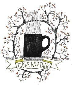cider weather