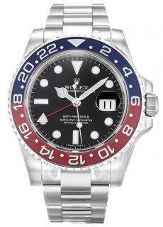 832cb4911ee Rolex GMT-Master II Blanco Oro reloj 116719 BLRO Black Rolex