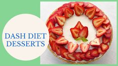 deserts on dash diet