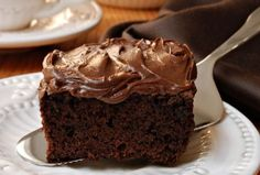 How to prepare Irresistible Chocolate Cake. Melt the chocolate with the butter in a water bath.