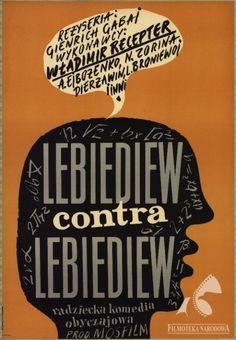1966 Liliana Baczewska - Lebiediew contra Lebiediew