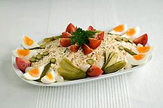 Lunch Buffet, Salad Wraps, Dutch Recipes, What To Cook, Other Recipes, High Tea, No Cook Meals, Tapas, Salad Recipes
