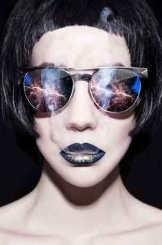 The world of the senses, fashion photography by Huainan Li - ego-alterego.com