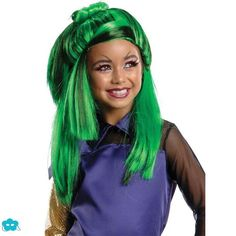 Peluca Jinafire Long Monster High para niña