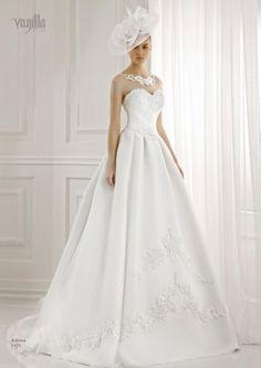 Adriana main Most Beautiful Wedding Dresses, One Shoulder Wedding Dress, Boutique, Bride, Collection, Fashion, Wedding Bride, Moda, Bridal