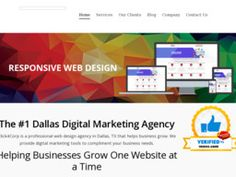 New listing in Website Design added to CMac.ws. Click4Corp in Allen, TX - http://website-design-companies.cmac.ws/click4corp/8198/
