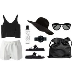 """Minimal + Classic: """"Summer simple"""" by grace-mxo"""