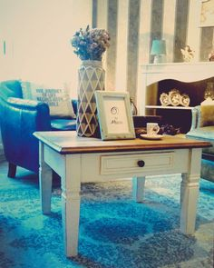 Twitter Beautiful Day, Vanity, Decorations, Mirror, Twitter, Furniture, Home Decor, House, Painted Makeup Vanity