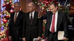 The First Presidency of The Church of Jesus Christ of Latter-day Saints Issues 2017 Christmas Message