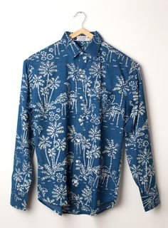 Madras Batik Shirt LS at INDUSTRY OF ALL NATIONS™